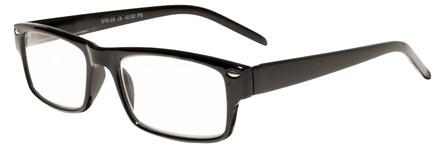 Prestige P5 Black læsebrille, styrke +3,0