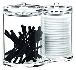 Nomess Clear twin organizer