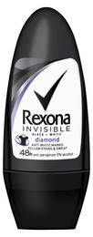 Rexona Deo Roll-on Invisible Black Women 50 ml