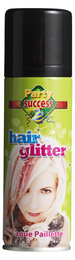 Kulørt Hårspray Party succes hair colour 125 ml.Guld m. glimmer