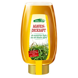 Agave sirup Ø Allos 500 ml
