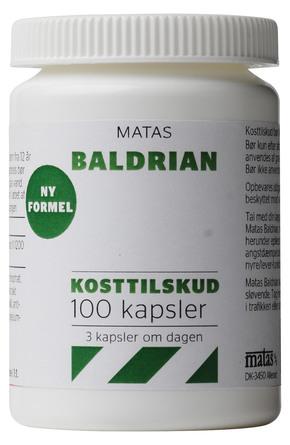 Matas Striber Baldrian 100 kaps.