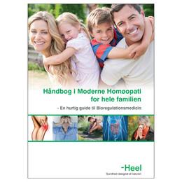 Håndbog i Moderne Homøopati Forfatter: Thomas Kj