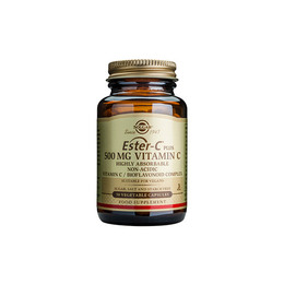Ester C-vitamin Plus 500mg 50 kap