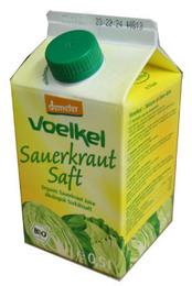 Surkålssaft Elo demeter Ø Voelkel 500 ml