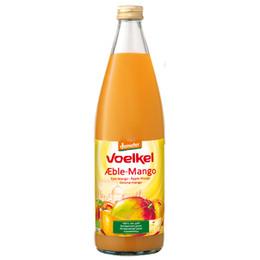 Æble, mangosaft demeter Ø Voelkel 750 ml
