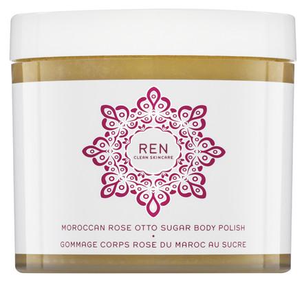 Ren Moroccan Rose Otto Sugar Body Polish 330 ml