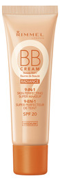 Rimmel Wake Me Up Radiance BB Cream 002 Medium