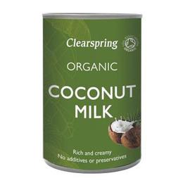 Clearspring Kokosmælk Øko 400 ml