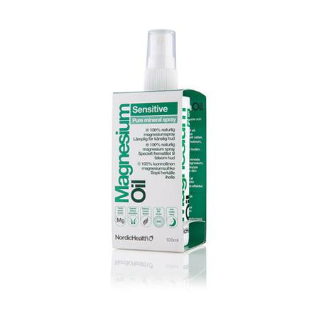 Magnesium spray Sensitive NordicHealth 100 ml