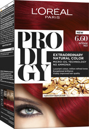L' Oréal Prodigy Intense Red 6.60