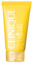 Clinique SPF 15 Face and Body Cream 150 ml