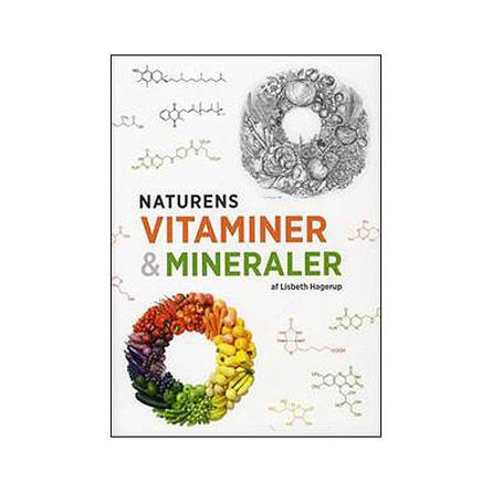 bog om vitaminer og mineraler