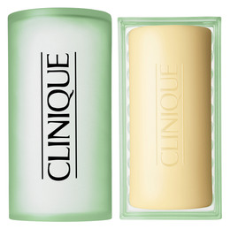 Clinique Facial Soap Mild with Soap Dish 100 g