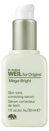 Origins Dr. Weil Bright Skin Tone Correcting Serum