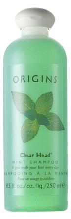 Origins Clear Head® Mint shampoo 250 ml