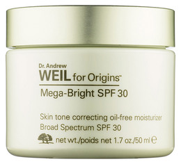 Origins Dr. Weil Mega-Bright SPF 30 Moisturizer