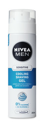 Nivea Men Shaving Gel Sensitive Cooling 200 ml