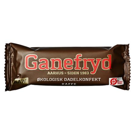 Rawbar Dadelkonfekt Kaffe Ø Ganefryd 50 g