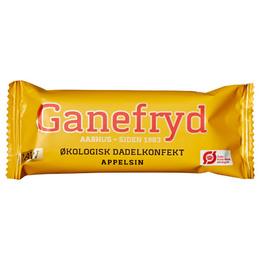 Rawbar Dadelkonfekt Appelsin Ø Ganefryd 50 g