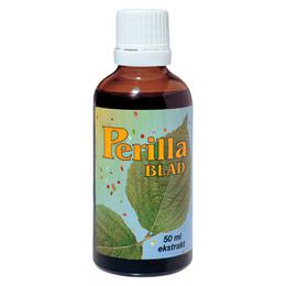 Helsekost diverse Perillabladekstrakt 50 ml