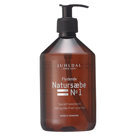 Juhldal Natursæbe No 1 250 ml