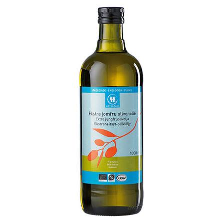 Olivenolie ekstra jomfru Ø 1 l