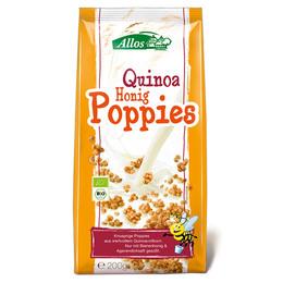Quinoa honning poppies Ø Allos 200 g