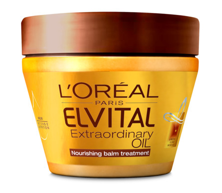 L'Oréal Paris Elvital Extraordinay Oil Maske 300 ml