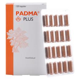 Padma Plus 120 kaps.
