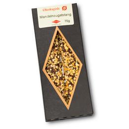 Økoladen Mandelnougat stænger Øko 75 gr.