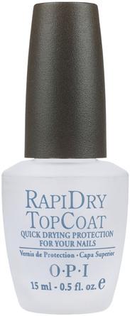 OPI RapiDry Top Coat NT T74 15 ml
