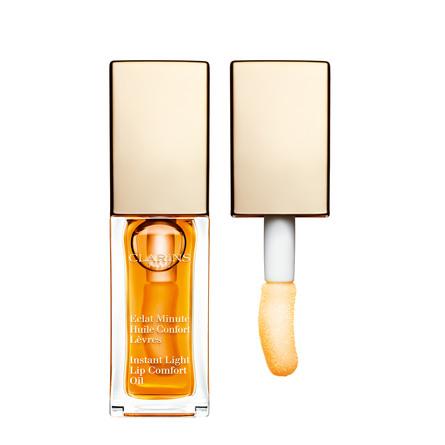 Clarins Instant Comfort Lip Oil 01 Honey