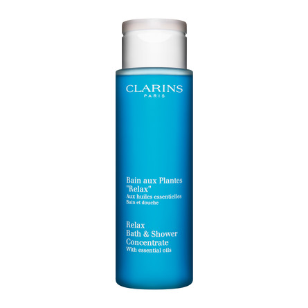 Clarins Aroma Relaxing Shower Bath Concentrate 200 Ml