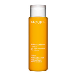 Clarins Aroma Tonic Shower And Bath Concentrate 200 Ml