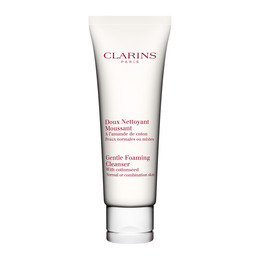 Clarins Gentle Foaming Cleanser Normal-Combination skin, 125 Ml