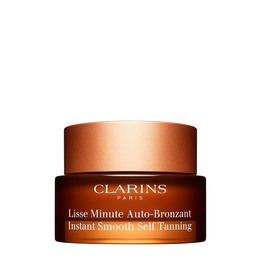 Clarins Instant Smooth Self Tan Face Golden Glow, 30 Ml