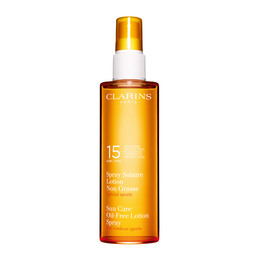 Clarins Sun Care Oil-Free Lotion SPF15, 150 ml