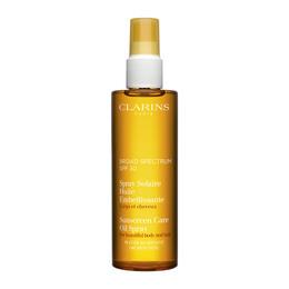 Clarins Sun Body Radiant Oil Spray SPF30, 150 ml