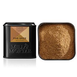 Mill & Mortar Kinesisk Five Spice krydderiblanding Øko 50 gr.