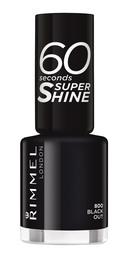 Rimmel 60 Seconds Super Shine Neglelak 800