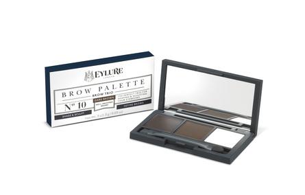Eylure  Brow Palette - 10 Dark Brown