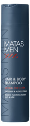Matas Men Hair & Body Shampoo 250 ml