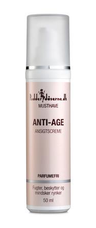Pudderdåserne.dk Anti-age Ansigtscreme 50 ml