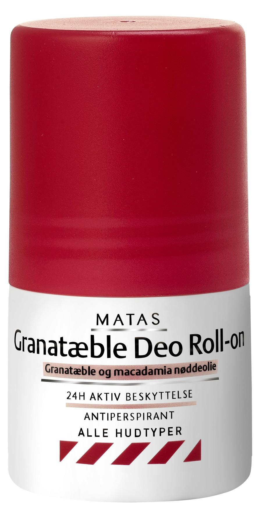 Matas Granatæble Deo Roll-on 30 ml