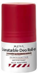 Matas Striber Granatæble Deo Roll-on Rejsestørrelse 30 ml