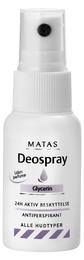 Matas Striber Deospray Rejsestørrelse 25 ml
