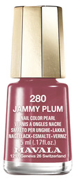 Mavala Mini Color Jelly Effect 280 Jammy Plum