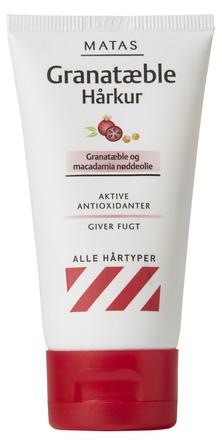 Matas Striber Granatæble Hårkur Rejsestørrelse 50 ml