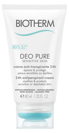 Biotherm Deo Pure Sensitive Cream 40 ml